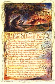 the little black boy poetry analysis samples and examples the poem under analysis is taken from a compilation of works by william blake songs of innocence and experience and is called the little black boy