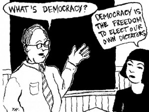 essays democracy
