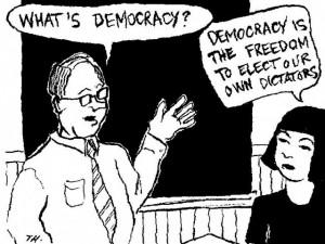 essays democracy