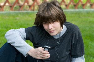 modern teen