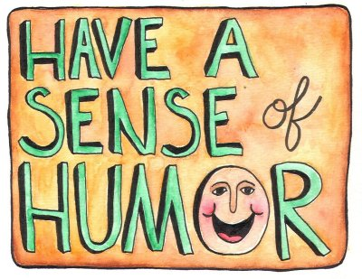 Essay on sense of humour