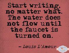 writing flow
