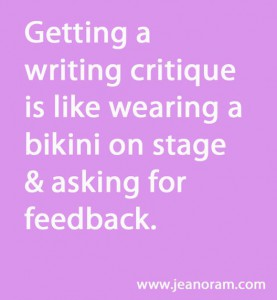 writing critique