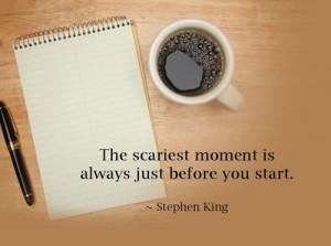 writer fear
