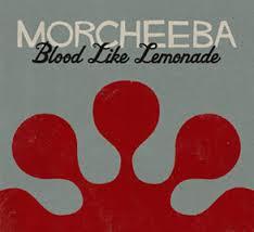 morcheeba - blood like lemonade - poster