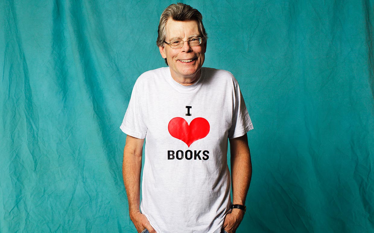 happy stephen king