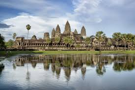 picture of Angkor Wat temple