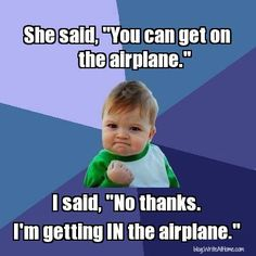 airplane grammar