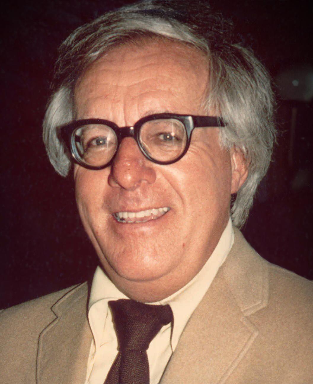 portrait of Bradbury