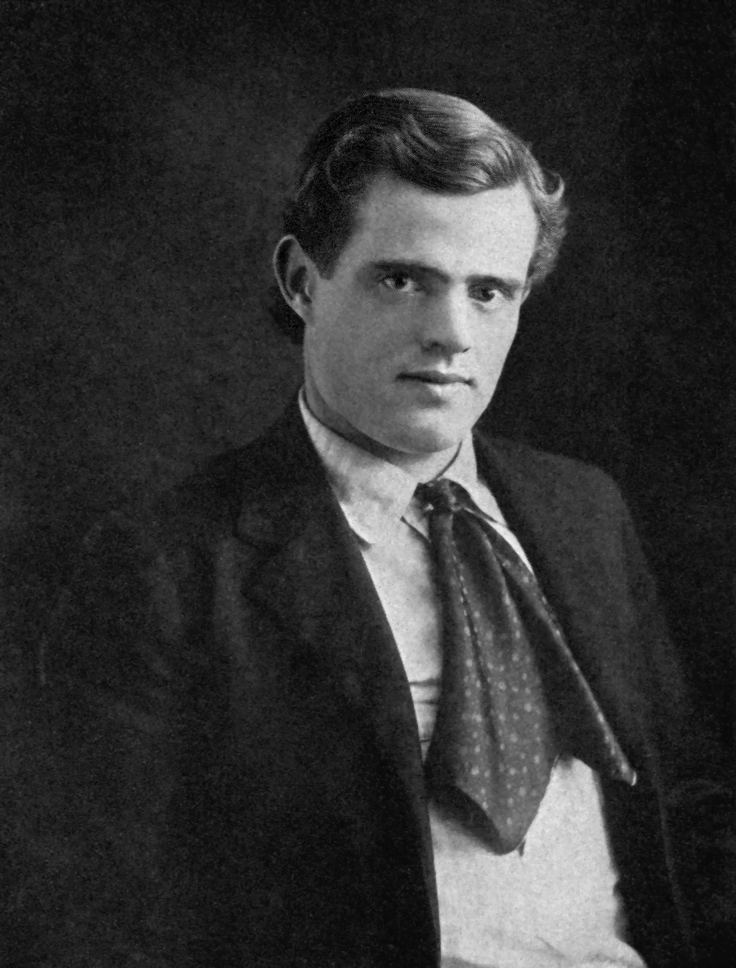 Young Jack London