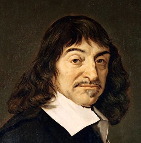 portrait descartes