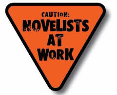 sign for novelist