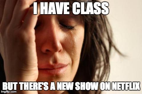 skipping class meme