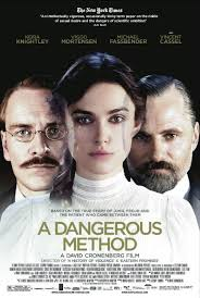 dangerous method movie poster