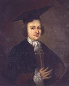 christopher smart portrait