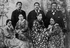 tahiti family