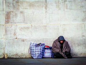 how can people become homeless